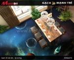 Gạch 3D Hà Nội