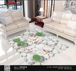 Giá cả như thế nào cho một hồ cá 3D đẹp ngay trong nhà?