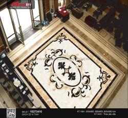 Top mẫu gạch 3D lát sàn được lựa chọn hàng đầu (Phần 1)