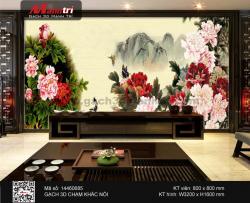Gạch 3D Hoa Mẫu Đơn 14460685 - 9.000.000 đ