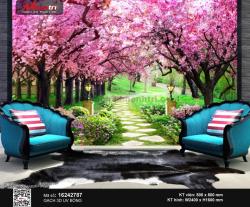 Gạch 3D Lối đi hồng 1624278 - 3.490.000 đ/bộ