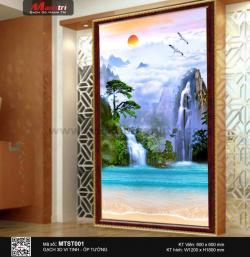 Gạch 3D Sơn thủy MTST001 - 7.000.000 đ