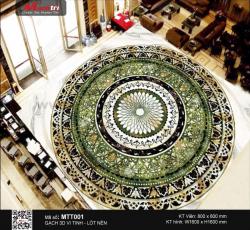 Gạch 3D Hoa văn thảm MTT001 - 4.000.000 đ