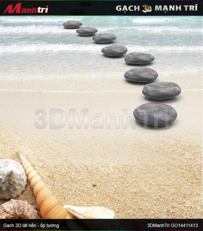 GẠCH 3D MẠNH TRÍ GO14411413