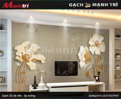 Gạch 3D Mạnh Trí GO15327607