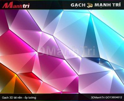 Gạch 3D Mạnh Trí GO13604612
