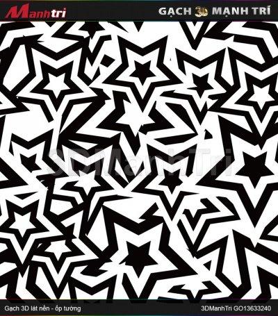 Gạch 3D Mạnh Trí GO13633240