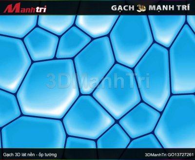Gạch 3D Mạnh Trí GO13727261