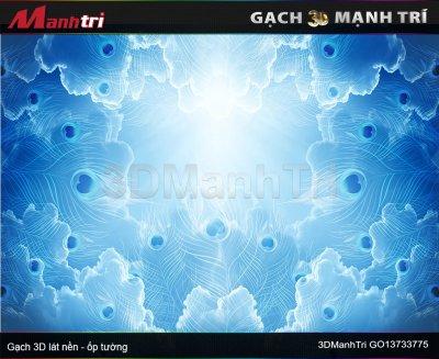 Gạch 3D Mạnh Trí GO13733775