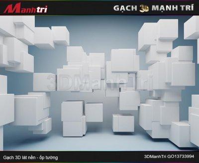 Gạch 3D Mạnh Trí GO13733994