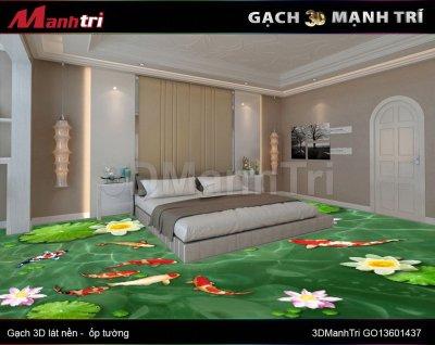 Gạch 3D Mạnh Trí GO13601437
