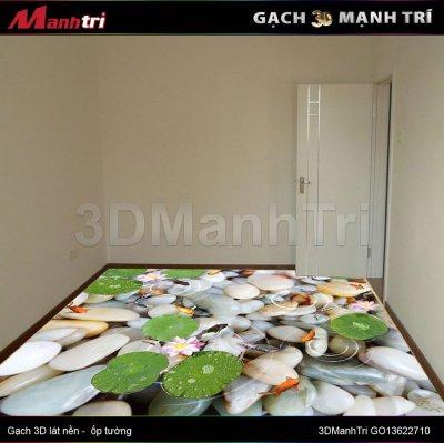 Gạch 3D Mạnh Trí GO13622710