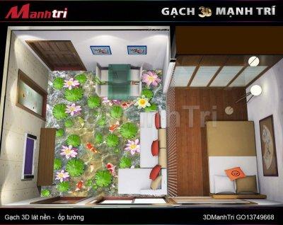 Gạch 3D Mạnh Trí GO13749668