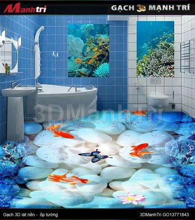 Gạch 3D Mạnh Trí GO13771843