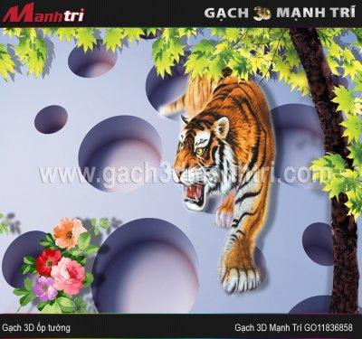 Gạch 3D Mạnh Trí GO11836858