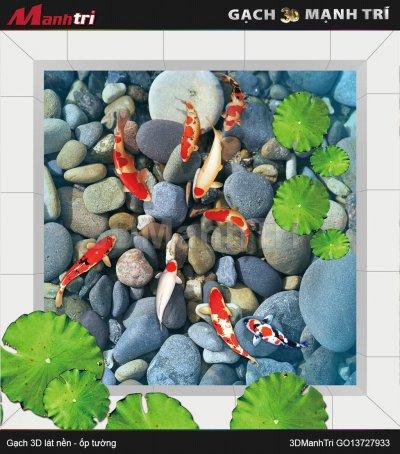 Gạch 3D Mạnh Trí GO13727933