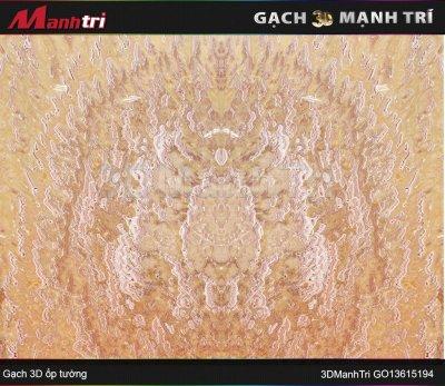 Gạch 3D Mạnh Trí GO13615194