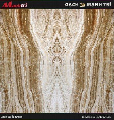 Gạch 3D Mạnh Trí GO13621030