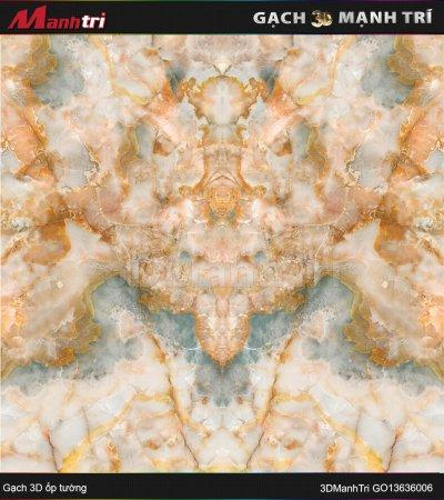 Gạch 3D Mạnh Trí GO13636006