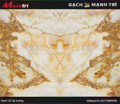 Gạch 3D Mạnh Trí GO13680008