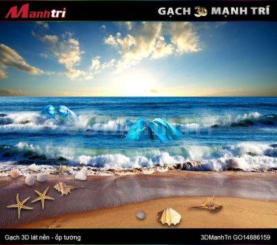 GẠCH 3D MẠNH TRÍ GO14886159