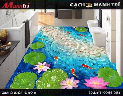 Gạch 3D Mạnh Trí GO15312983
