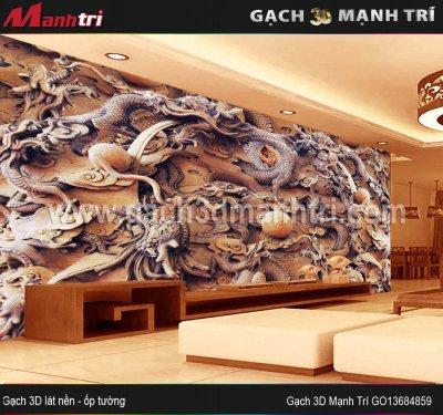 Gạch 3D Mạnh Trí GO13684859
