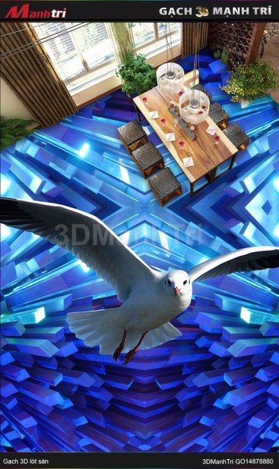 Gạch 3D Mạnh Trí GO14878880