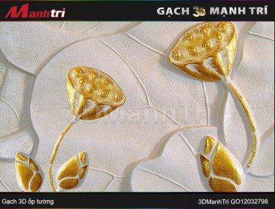 Gạch 3D Mạnh Trí GO12032798