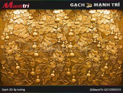 Gạch 3D Mạnh Trí GO12500315