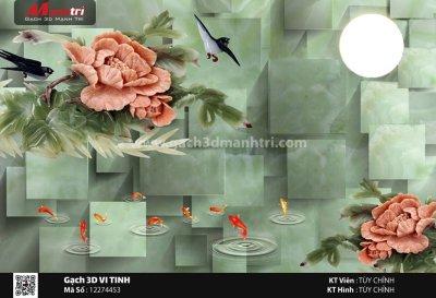 Gạch 3D Mạnh Trí GO12274453