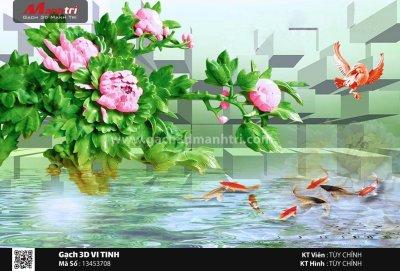Gạch 3D Mạnh Trí GO13453708