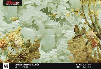 Gạch 3D Mạnh Trí GO15317633