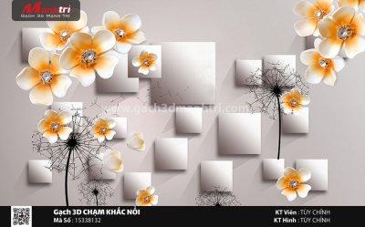 Gạch 3D Mạnh Trí GO15338132