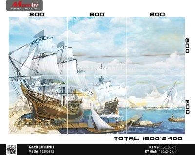 GẠCH 3D MẠNH TRÍ 16200812 (240x160)