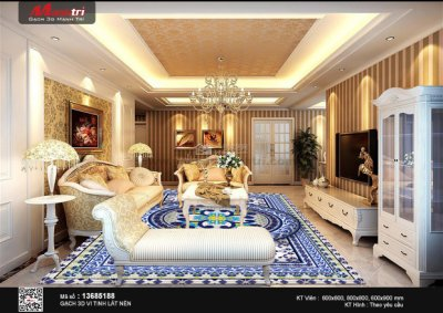 Gạch 3D Mạnh Trí 13685188
