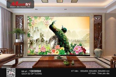 Gạch 3D Mạnh Trí 13038560