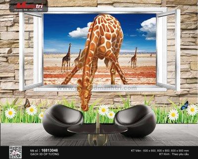 Gạch 3D Mạnh Trí 16813046