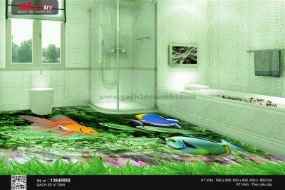 Gạch 3D Mạnh Trí 13640880