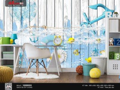 Gạch 3D Mạnh Trí 16988093