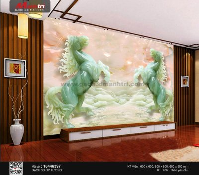 Gạch 3D Mạnh Trí 16446397
