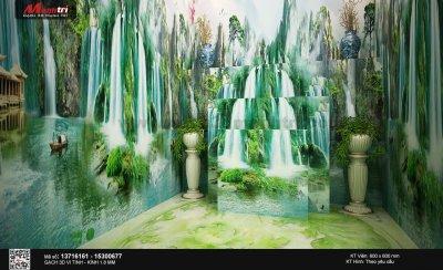 Công trình 3D thực tế nhà Nghệ sĩ Phước Sang - Phần 2