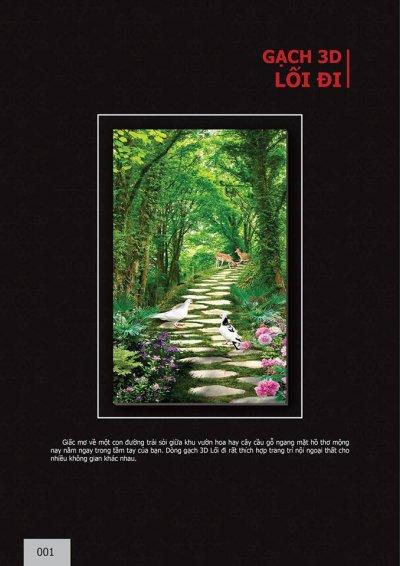 Catalogue chủ đề Lối đi