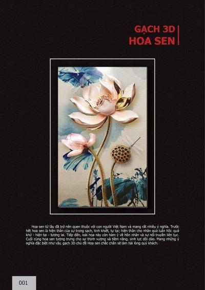Catalogue chủ đề Hoa Sen
