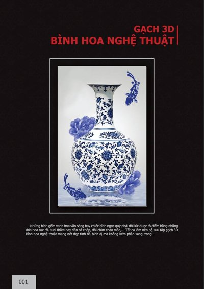 Catalogue chủ đề Bình Hoa