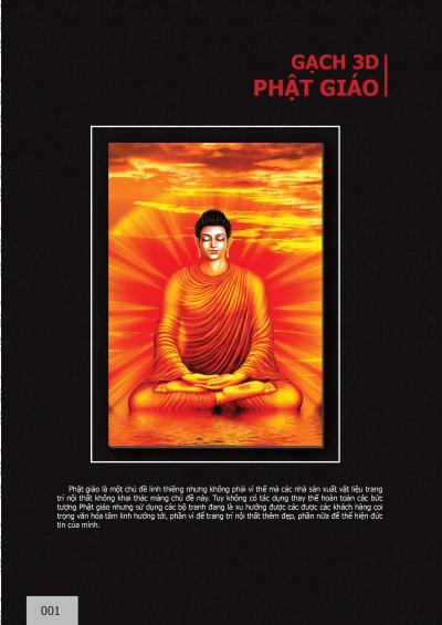 Catalogue chủ đề Phật giáo