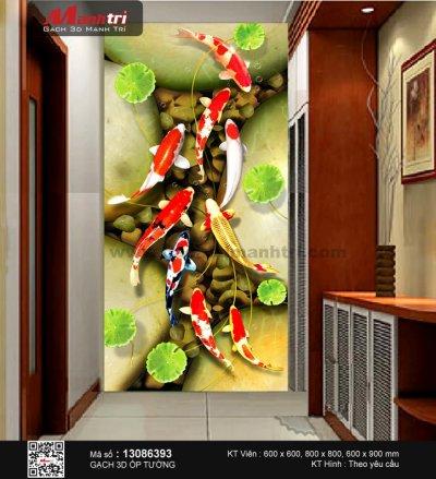 Gạch 3D Mạnh Trí 13086393