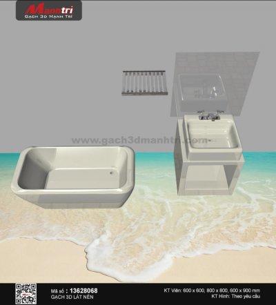 Gạch 3D Mạnh Trí 13628068