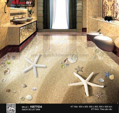 Gạch 3D Mạnh Trí 16577534