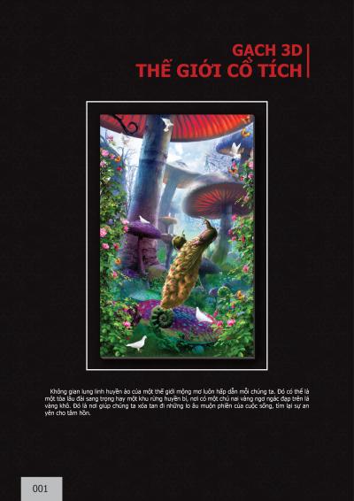 Catalogue chủ đề Thế giới cổ tích